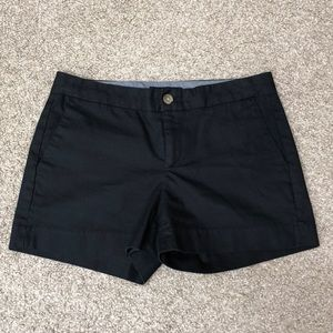 💕NWOT Black Banana Republic Shorts Hampton Fit💕